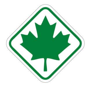 zielony listek