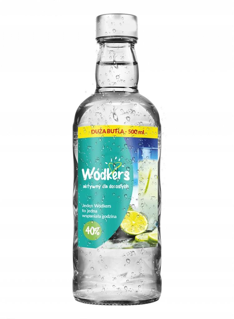 śmieszne etykiety na wódke