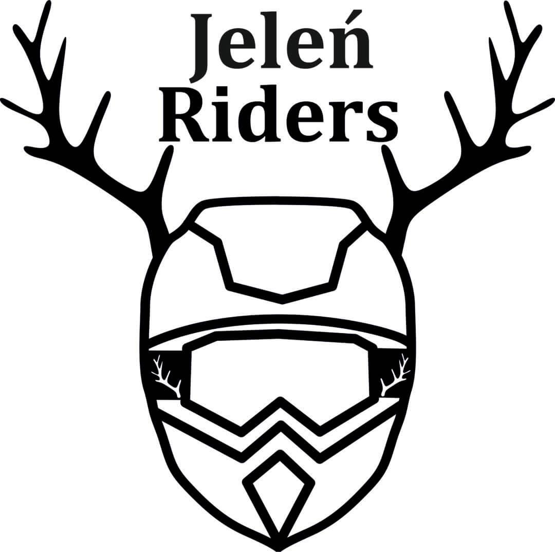 wlepa jeleń riders