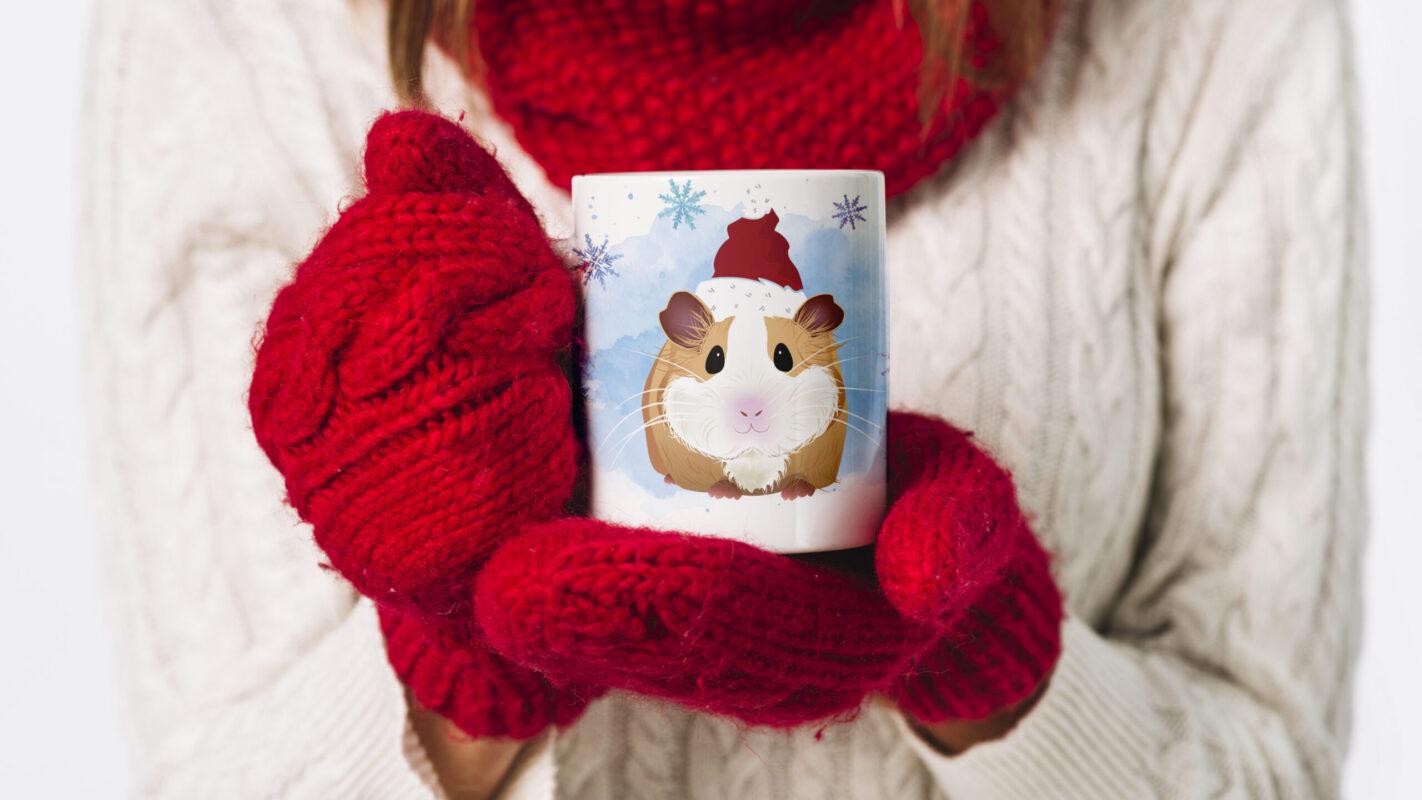 świąteczna kawia