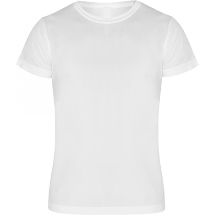 Koszulka z tkaniny sportowej